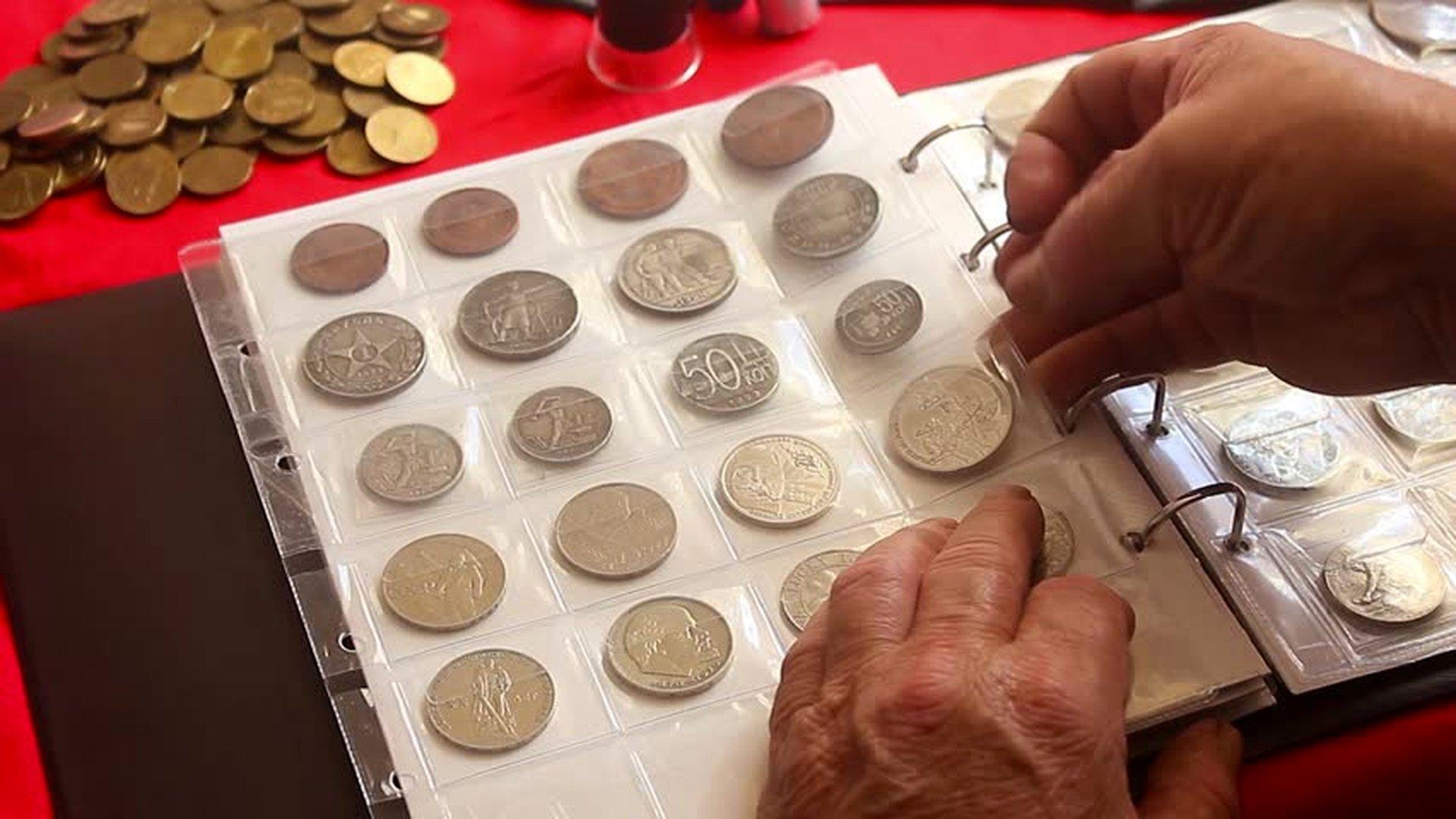 Почему люди занимаются коллекционированием монет