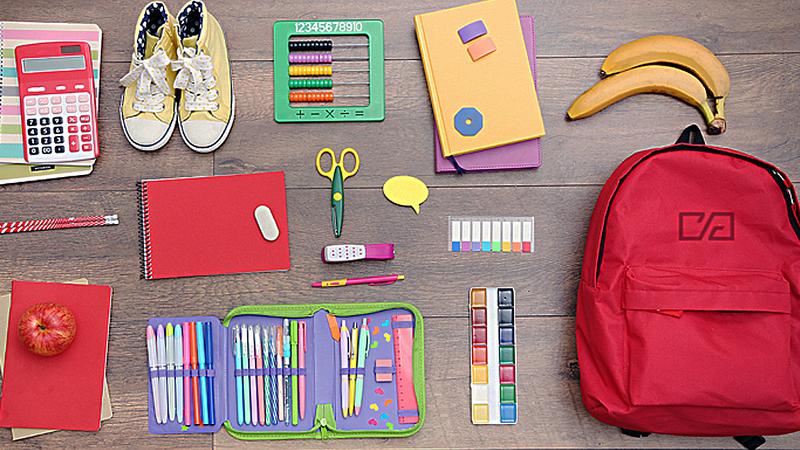 Подготовка к школе: список канцтоваров для школьника