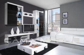 Мебель для гостиной: особенности, виды, выбор