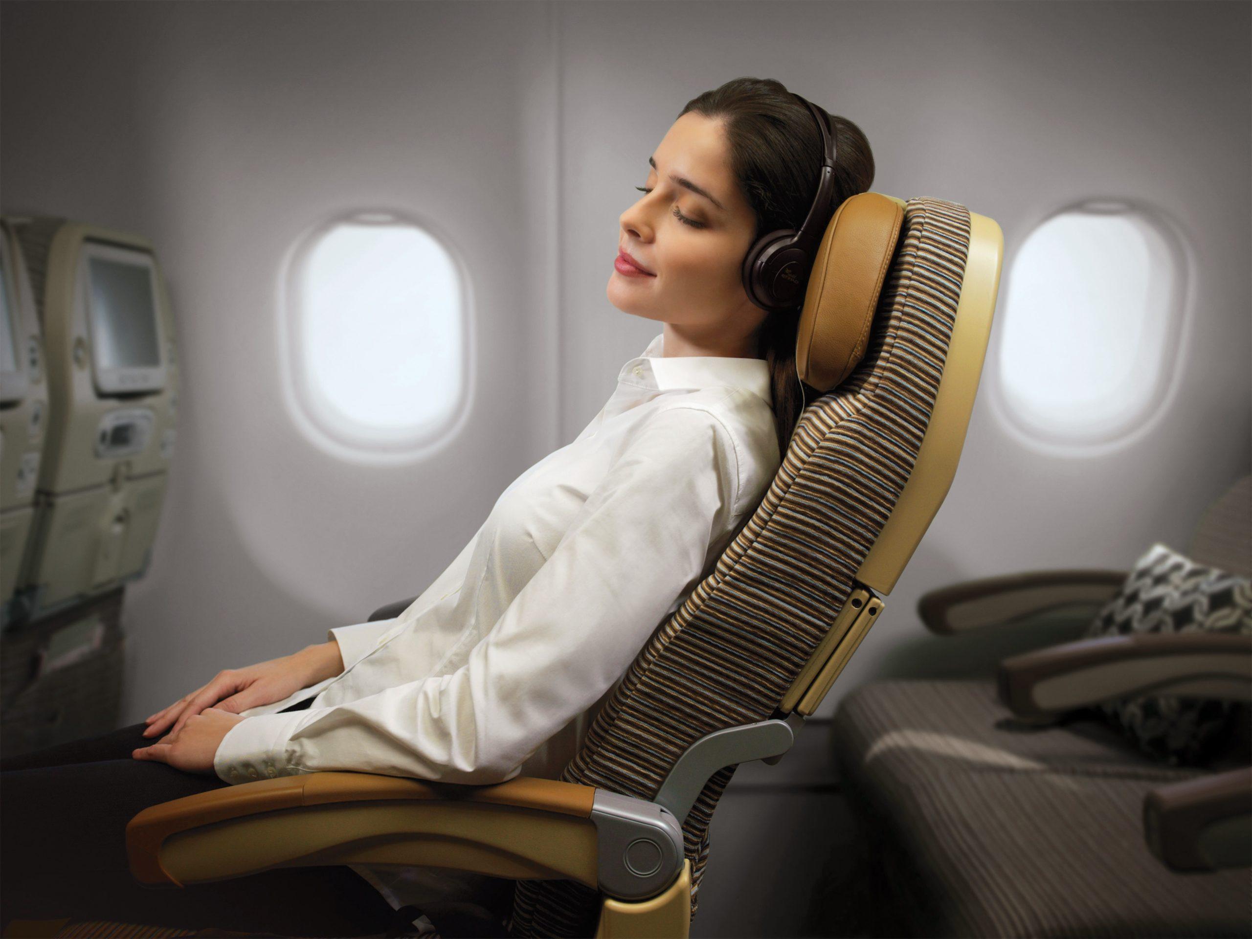 Путешествие самолетом: как чувствовать себя комфортно